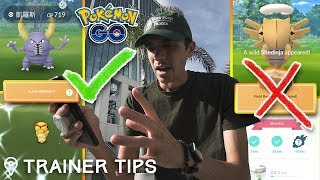 THE BEST (AND WORST) NEW RESEARCH REWARDS IN POKÉMON GO (Shedinja, Shiny Pinsir, Shiny Caterpie) by Trainer Tips