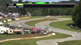 Watch Qualifying for the 2013 Petit Le Mans.