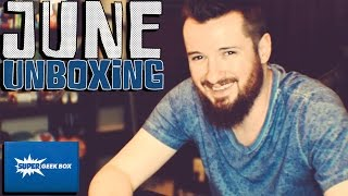 Nonton Super Geek Box   June 2015 Unboxing   Courage   Film Subtitle Indonesia Streaming Movie Download