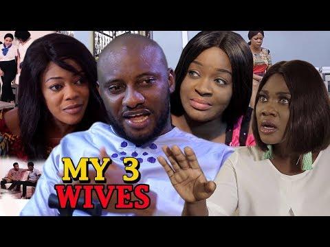 My 3 Wives Season 1 & 2 - ( Yul Edochie / Mercy Johnson ) 2019 Latest Nigerian Movie