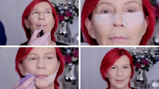 OVER 40? DOESN'T MEAN YOU CAN'T WEAR SH!T LOADS OF MAKEUP!