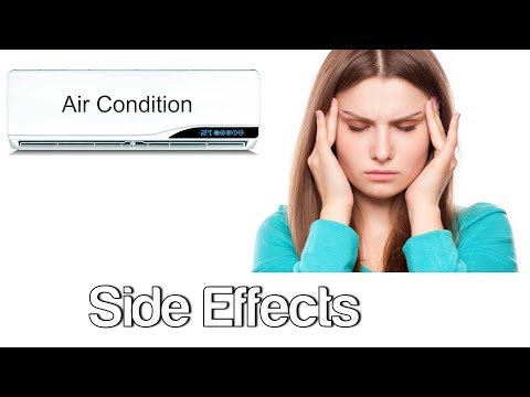 8 Side Effects Of Air Conditioning You Should Watch Out For