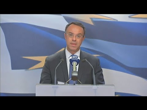Eurogroup-Σταϊκούρας:  «Οι αποφάσεις καλύπτουν απόλυτα τις ελληνικές θέσεις και προτεραιότητες»