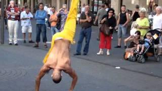 Amazing Capoeira Street Dance