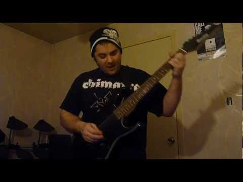 Eddie Van Halen- Eruption (Sonny Mendez) Lead Guitar Cover