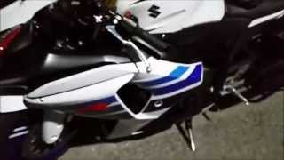 10. 2013 GSX R1000 1 Million Commemorative Edition Maxed Out