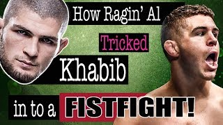 Video Khabib Nurmagomedov vs Al Iaquinta - [fighting like a BOSS] MP3, 3GP, MP4, WEBM, AVI, FLV Oktober 2018