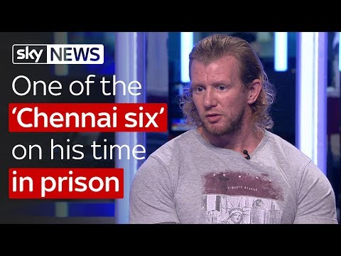 One of the 'Chennai Six' on his time in prison
