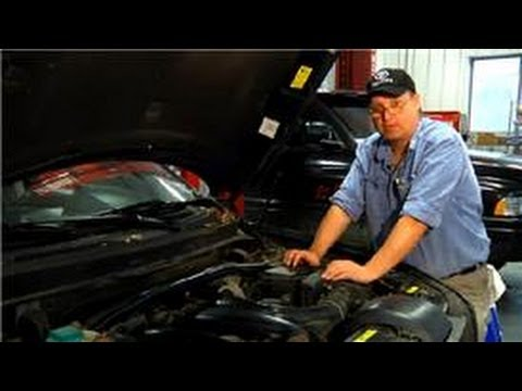 Auto Repair Tips : Brake Booster Leak