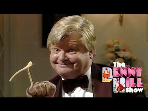 Benny Hill - Benny's Quickies (1988)