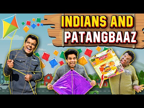 INDIANS and PATANGBAAZ   The Half-Ticket Shows