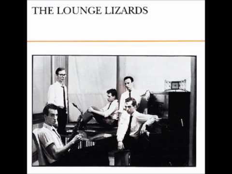 The Lounge Lizards – Incident On South Street