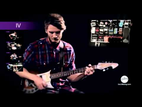 Hillsong Live - Hope Of The World - Lead Guitar