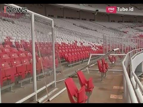Pasca Kerusakan GBK, Warga Diminta Dewasa dalam Menonton Sepakbola di Stadion - iNews Sore 18/02