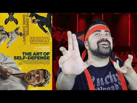 The Art of Self-Defense Angry Movie Review