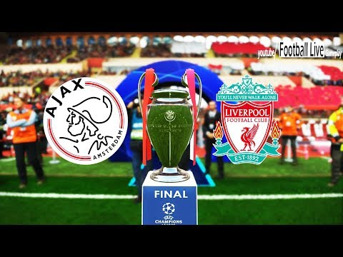 UEFA Champions League Final | Ajax Vs Liverpool | Comeback From 3-0 | Penalty Shootout | PES 2019