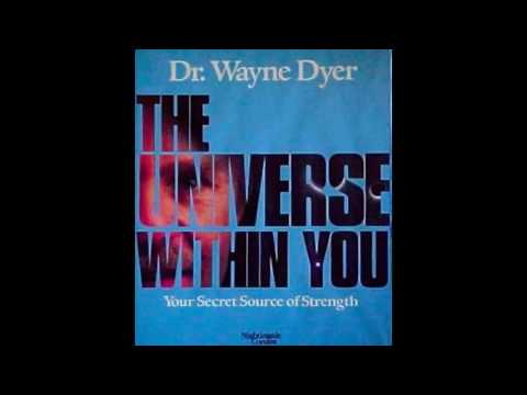 The Universe Within You by Wayne Dyer Audiobook