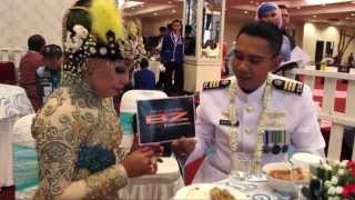 Video BZ WEDDING ORGANIZER (CATERING BY PUSPITA SAWARGI) : AYU & EKA (PEDANG PORA) @ GADING MARINA KG MP3, 3GP, MP4, WEBM, AVI, FLV Mei 2018