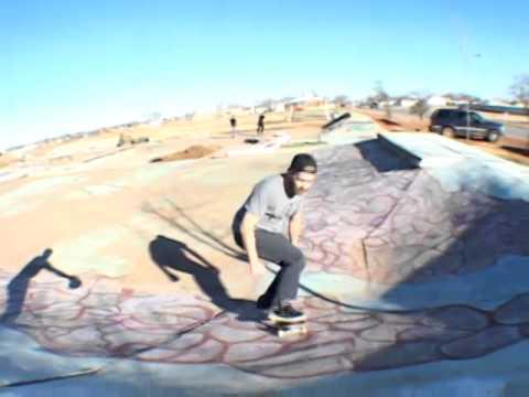 Altus Okahoma skatepark