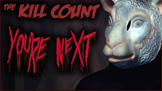Nonton You're Next (2011) KILL COUNT Film Subtitle Indonesia Streaming Movie Download