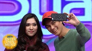 Video Selfie Baim Wong & Isyana Sarasvati [Dahsyat] [10 09 2015] MP3, 3GP, MP4, WEBM, AVI, FLV Mei 2019