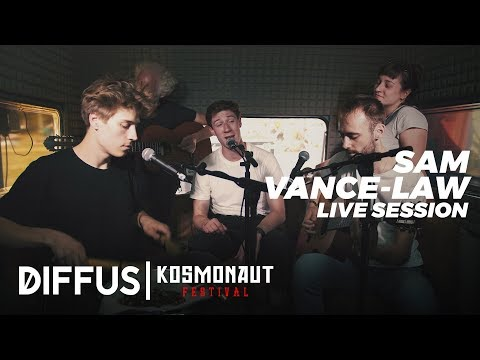 Sam Vance-Law - Gayby (Live Session) | DIFFUS x LEVI'S MUSIC PROJECT - KOSMONAUT FESTIVAL