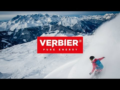 Verbier - Pure Energy lives here