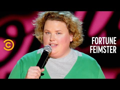 """Fortune Feimster: """"I Would Be a Tuesday Night Stripper"""""""