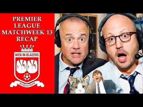 Video: Men in Blazers: Premier League's Matchweek 13 Recap   NBC Sports
