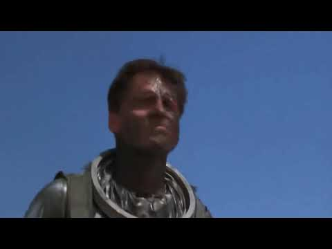 Chuck Yeager in The Right Stuff F104 crash