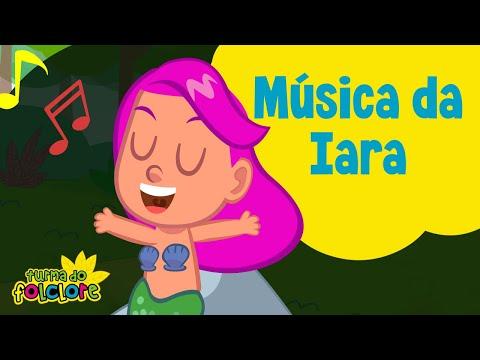 Música da Iara Sereia: Turma do Folclore