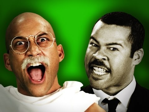 Epic Rap Battles of History - Behind the Scenes - Gandhi vs Martin Luther King Jr.