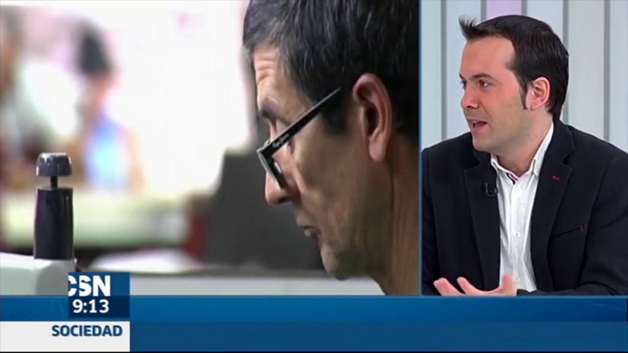 Entrevista sobre la economía española - 25/11/2016
