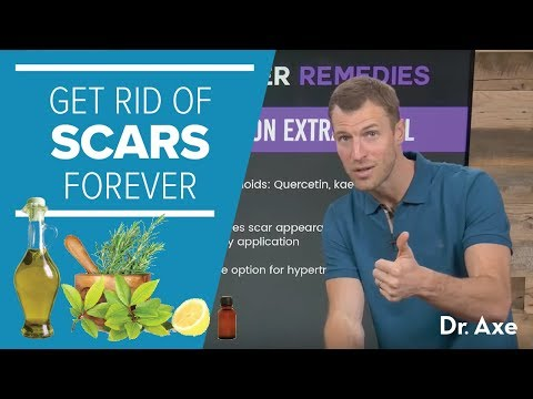 How To Get Rid Of Scars Forever – Dr. Josh Axe