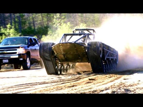 RIPSAW NEW Video...  BAJA Handling is Awesome.