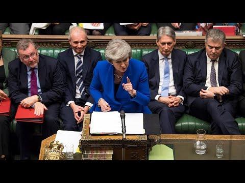 Μ. Βρετανία: Καταψηφίστηκε η πρόταση μομφής κατά της Τερέζα Μέι…