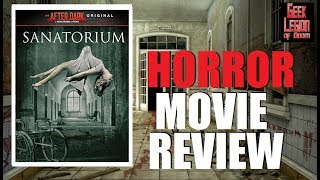 Nonton Sanatorium   2013 Don Fanelli   Found Footage Horror Movie Review Film Subtitle Indonesia Streaming Movie Download