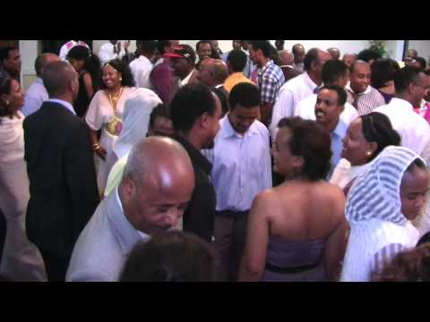 Eyerusalem and Haile Wedding