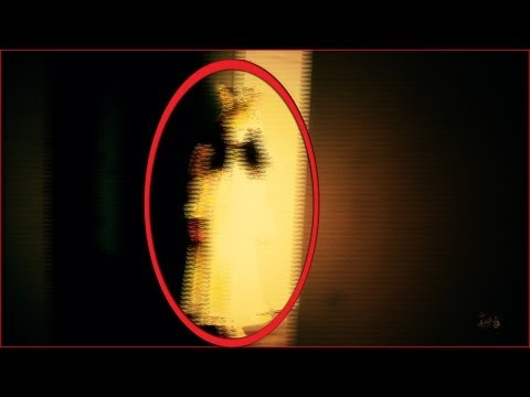 markapsolon - The door opened and the ghost demon of girl was there! For some reason the video was doing funny things. I do not know if the demon lamashtu is the cause but...
