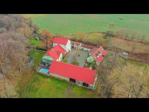 Video Prodej mlýna 1718 m² (103334 m²), Čimelice - Krsice