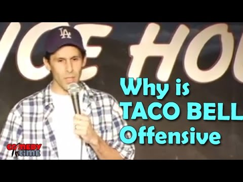 Why is Taco Bell Offensive? - Comedy Time Latino