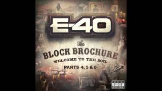 """E 40 Feat  Rick Ross & French Montana """"Champagne"""""""