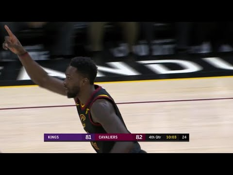 4th Quarter, One Box Video: Cleveland Cavaliers vs. Sacramento Kings
