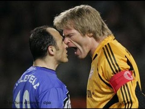 10 Angry Goalkeepers