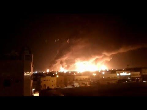 USA/Iran: Vorwürfe und Streit wegen Drohnenangriff au ...