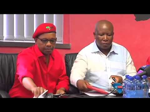 """Kragkrisis is ANC se skuld"" / ""Don't blame apartheid for electricity crisis"""