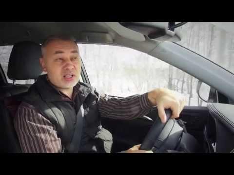 Новый Toyota Highlander 2,7L передний привод - тест драйв!