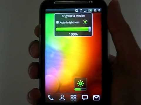 Video of Brightness Motion Pro