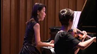 Bartok - Contrasts for Clarinet Violin and Piano