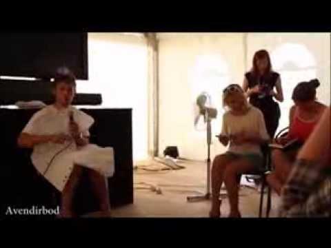 Импровизации (сценки) на Инфопотоке.Селигер 2012.